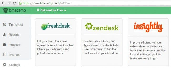 Time tracking with Freshdesk