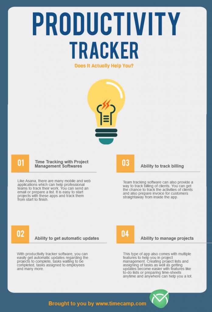 3 productivity tracker