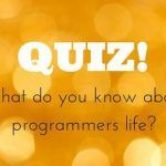 Effective Time Management Quiz – What Do You Know About Programmers Life?