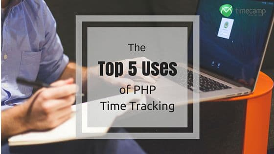PHP Time tracking