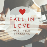 Falling In Love With Time Tracking
