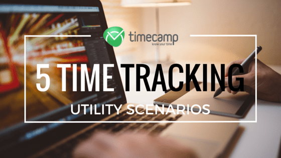5 Time Tracking Utility Scenarios