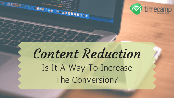 content reduction