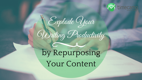 Explode Your Writing Productivity