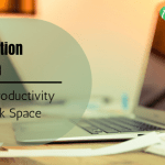 The Relation Between Higher Productivity and Workspace