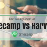timecamp vs harvest