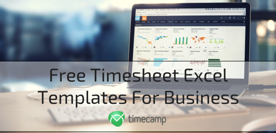 Timesheet Excel Templates