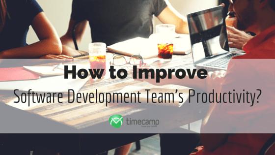 Development Team's Productivity