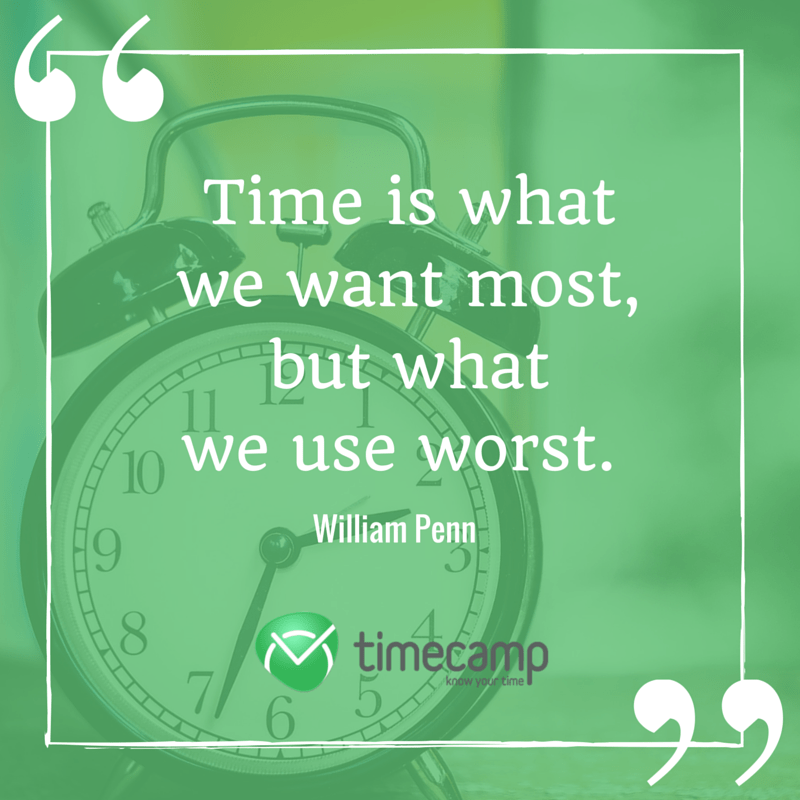 20 Most Inspiring Quotes About Time - TimeCamp