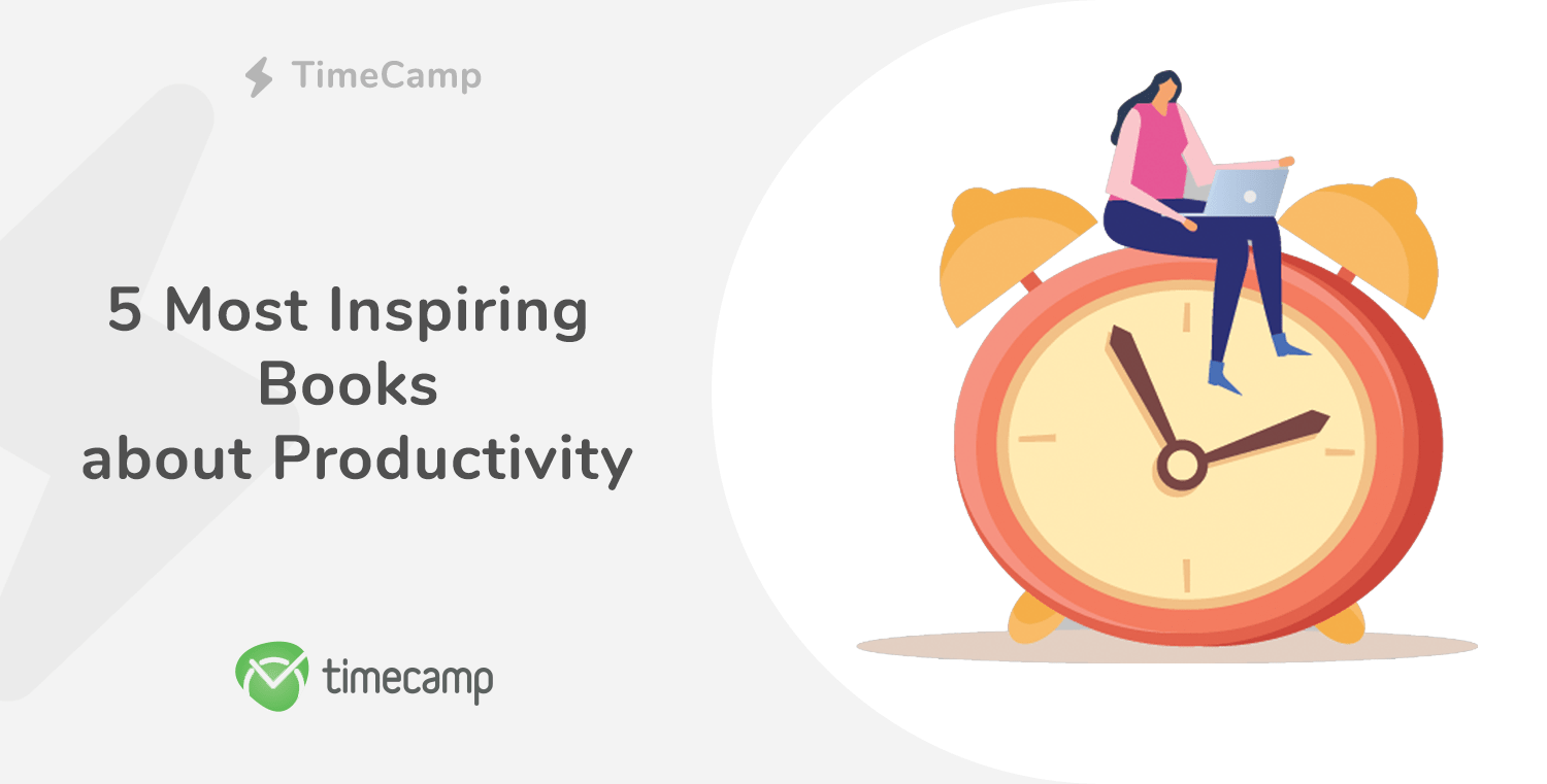 5 Most Inspiring Books about Productivity