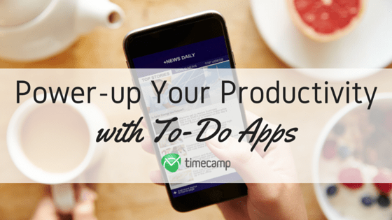 Power-up Your Productivity with To-Do Apps