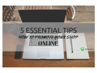 5 Essential Tips How to Promote Your Shop Online