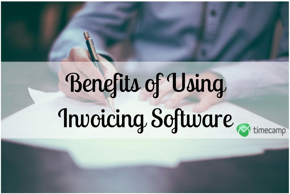 Start Doing It With Joy Using The Right Software TimeCamp Time Tracking - Invoice writing software
