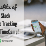 Benefits of Slack time tracking with TimeCamp!