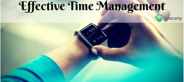 effective-time-management
