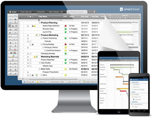 Add Time Tracking To Your Smartsheet With Timecamp Timecamp