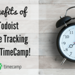 Benefits of Todoist time tracking with TimeCamp!