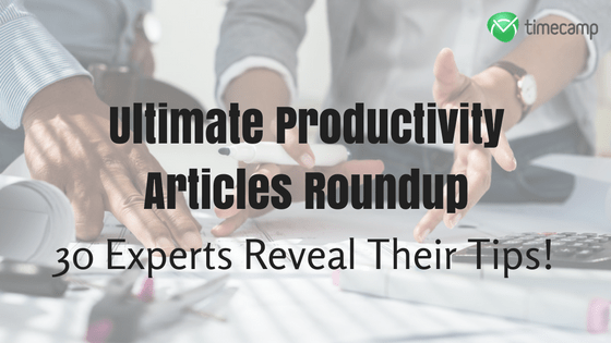 productivity articles