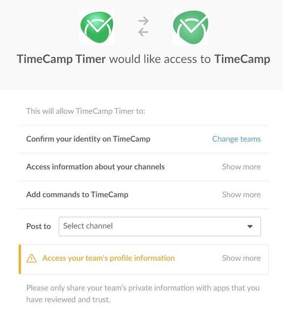 Benefits of Slack time tracking with TimeCamp! - TimeCamp