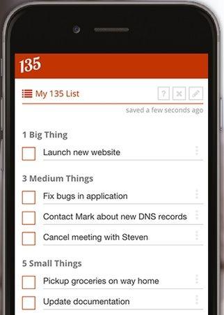 135list-screen