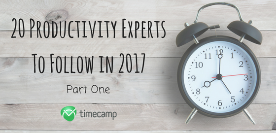 productivity experts