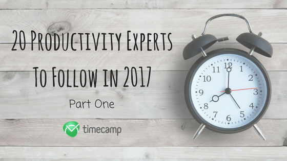 productivity experts