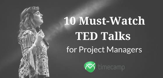ted talks for project managers