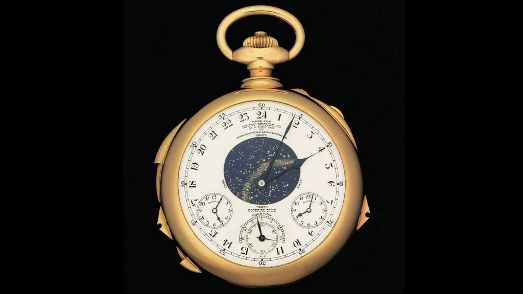 5 most expensive watches in the world timec