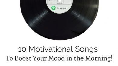 10 Motivational Songs To Boost Your Mood in the Morning!
