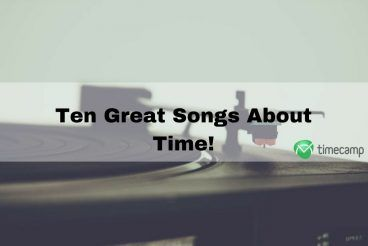 10 Great Songs About Time!