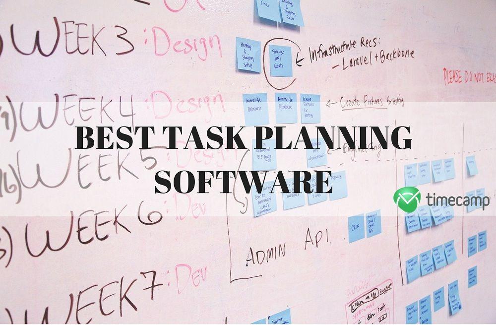 Best Task Planning Software Timecamp