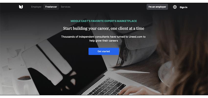 freelance websites list ureed