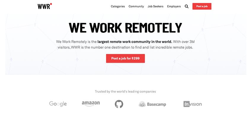 weworkremotely screenshot