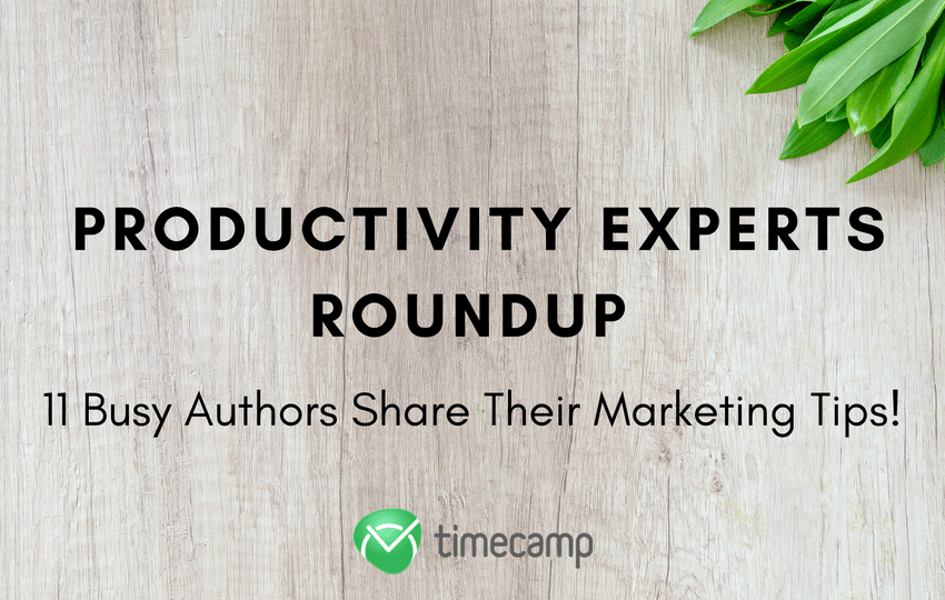 productivity experts roundup