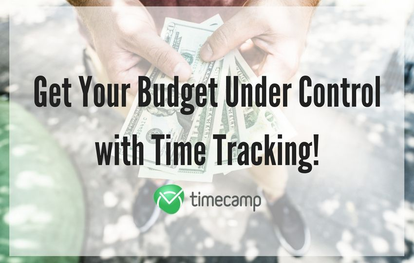 Budget Under Control with Time Tracking