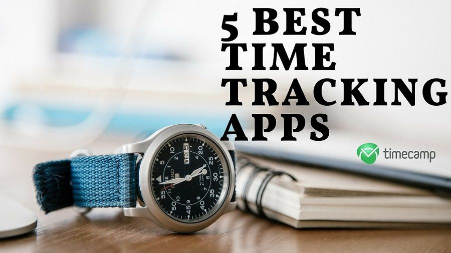 5 best time tracking apps