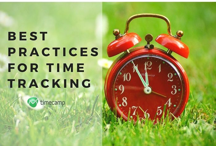 best time tracking practices