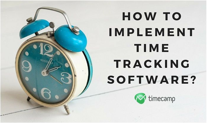 how to implement time tracking