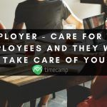 take care of employees