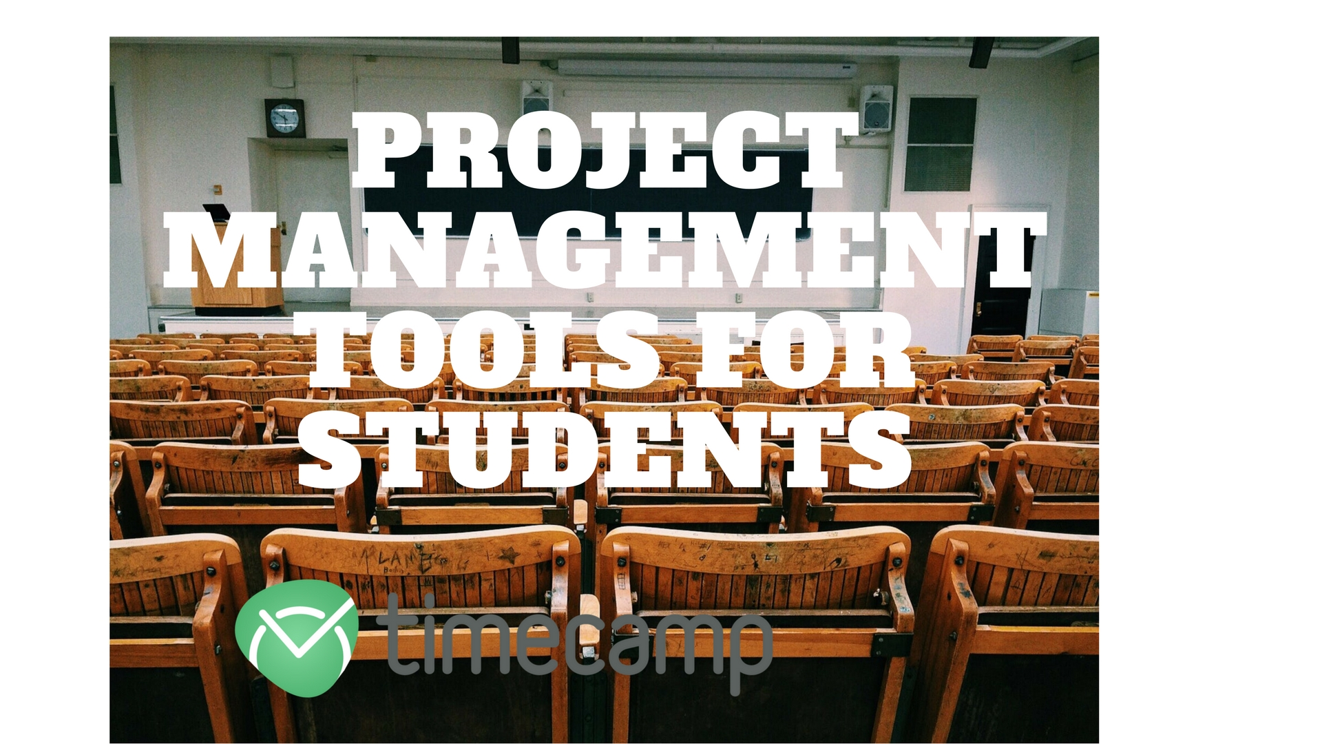 Project Management Tools for Students