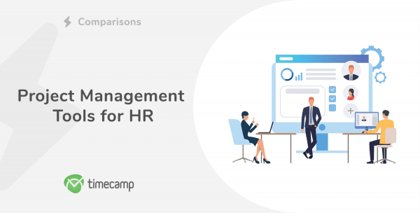 Project Management tools for HR header