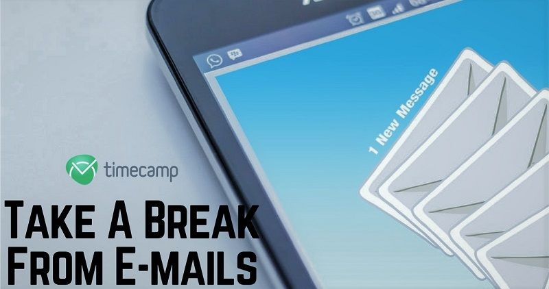 break-from-emails