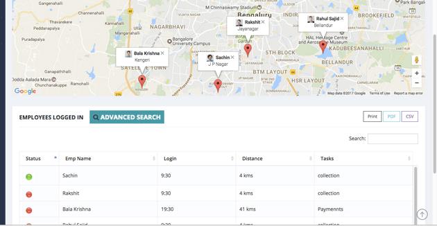 Best Attendance Tracker - TimeCamp