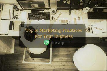 top-marketing-practices