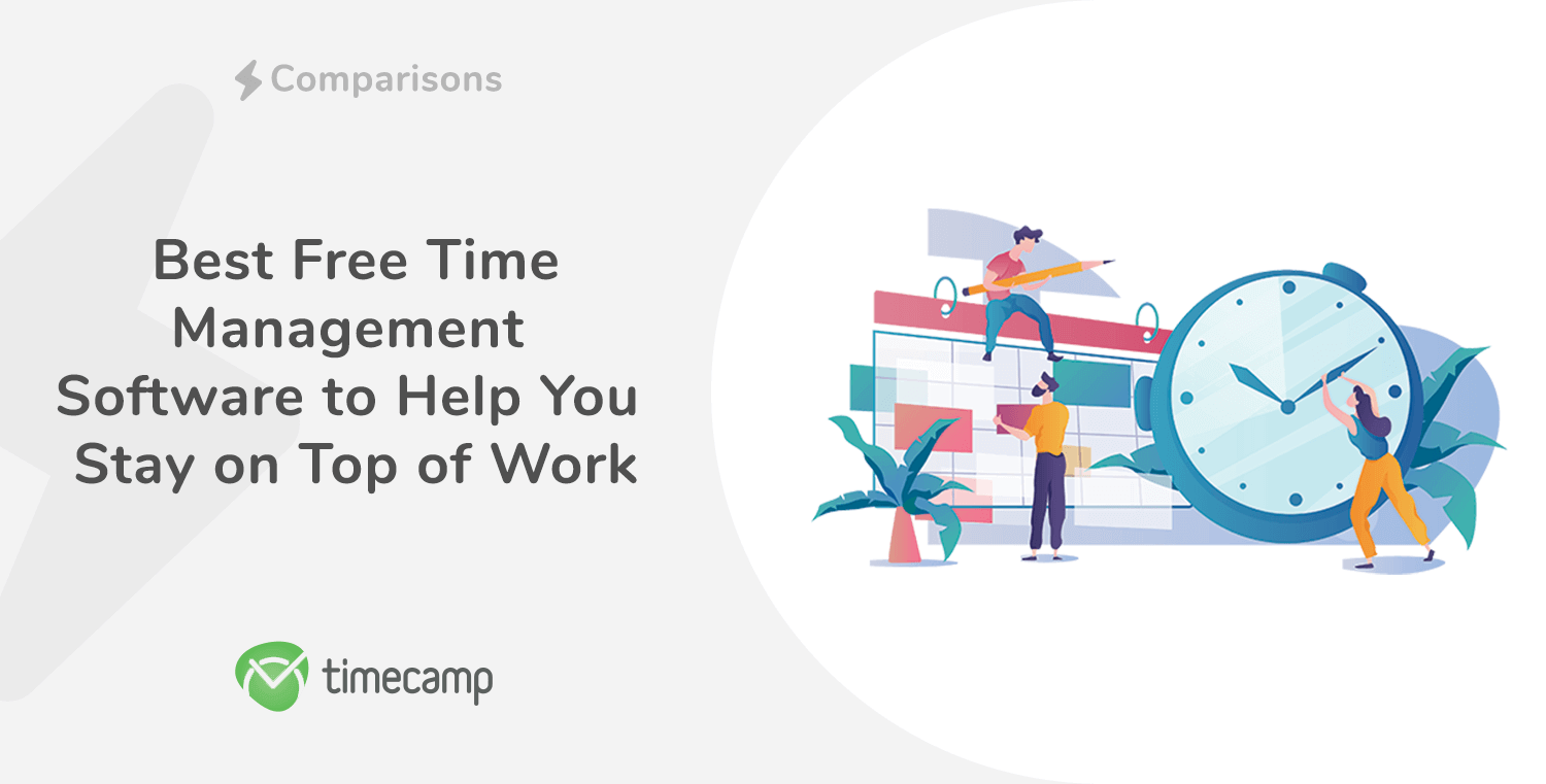 13 Best Free Time Management Software