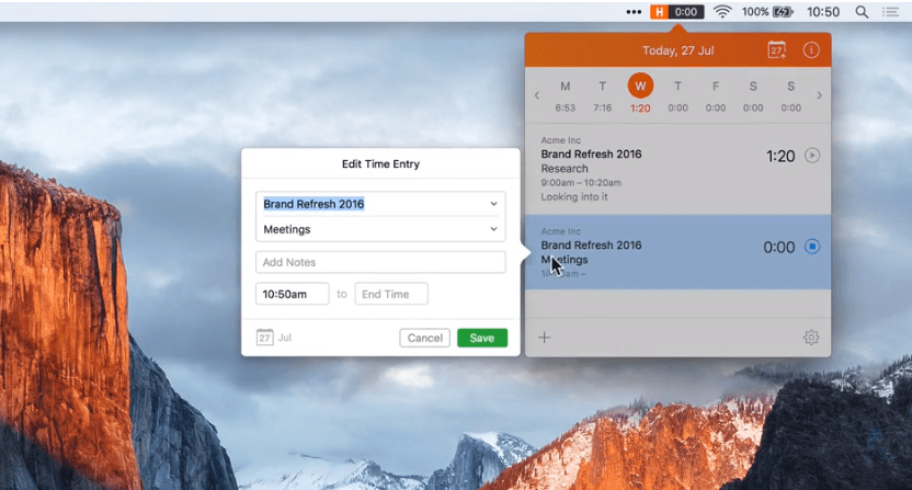 Top 10 Time Tracking Software With Desktop App - TimeCamp