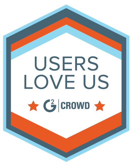 Users Love Us Badge G2 Crowd