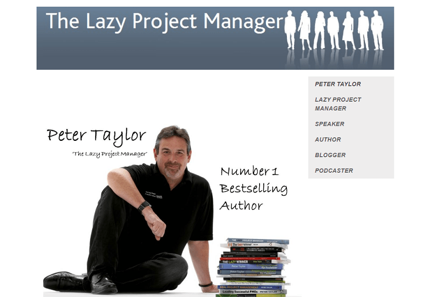 the lazy project manager pdf