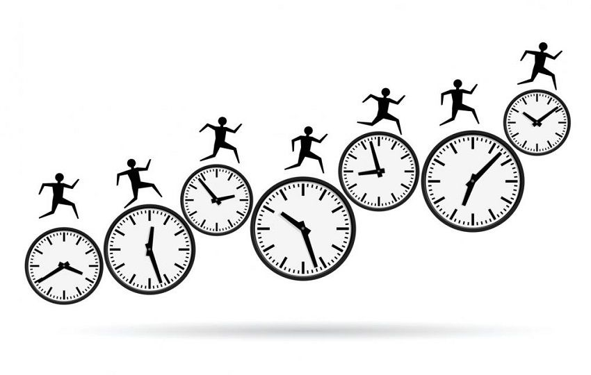 learn how to keep track of time and your work hours