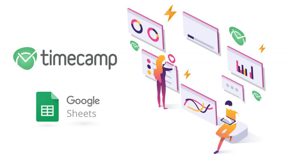 GSheets TimeCamp